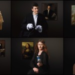 Romano Kuduzović - Kreativna - Famous Paintings as conceptual Photographs