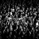Andrej Tarfila - Surfing on people // Vijesti i događaji