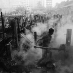 MD Tanveer Hassan Rohan - Fire breaks out at Madhya Badda // Vijesti i događaji