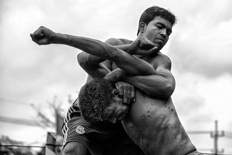 MD Tanveer Hassan Rohan - Traditional Wrestling // Sport